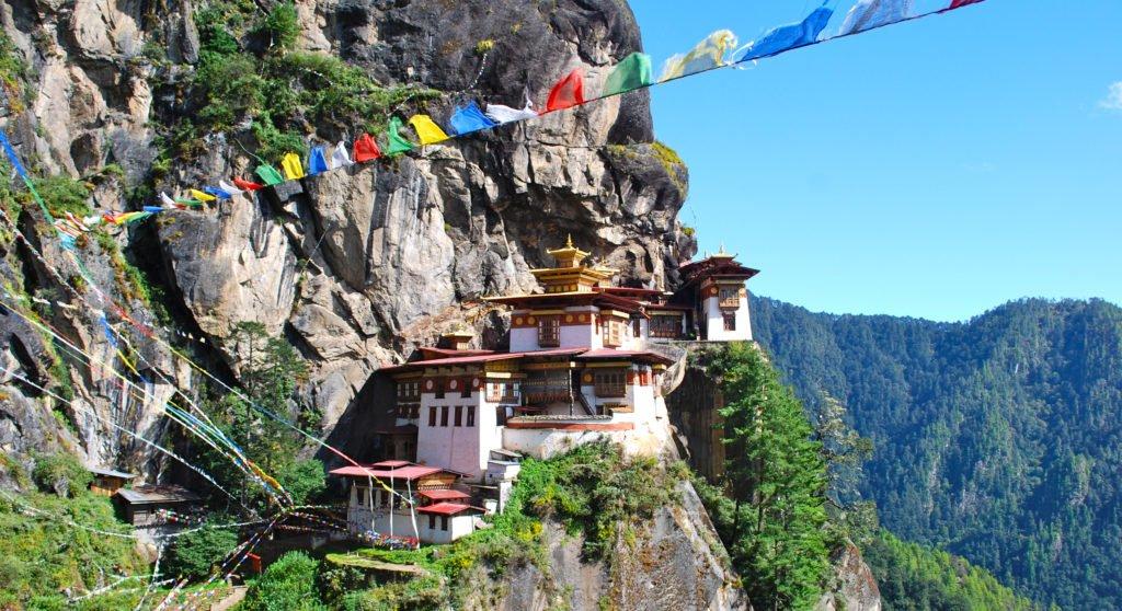 Vandring-Bhutan
