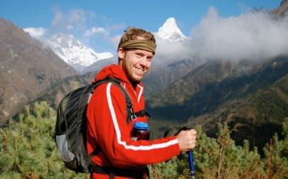 resor till Nepal, vandring