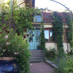 Dala-Floda Värdshus där vi intar en trerätters middag.