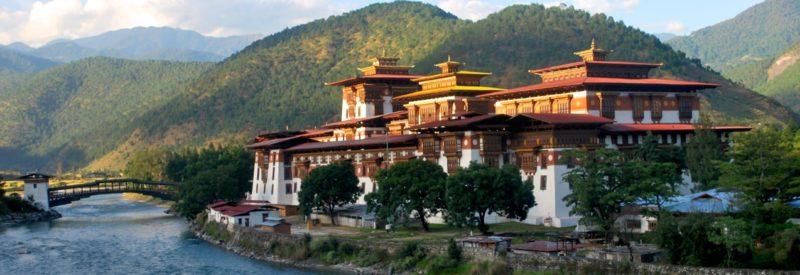 Resor till Bhutan och Tibet