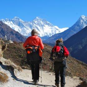 Everest, Lhotse och Ama Dablam