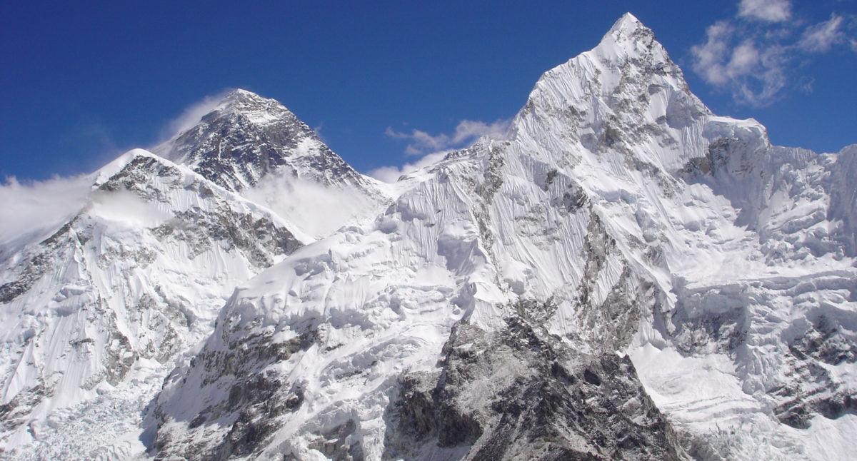 Everest Base Camp, Mt Everest