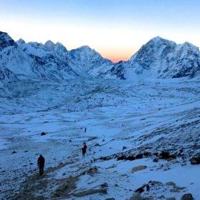 Ida Bäckström, vandringsresa Nepal