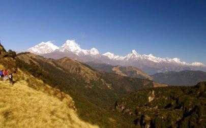 vandring Nepal