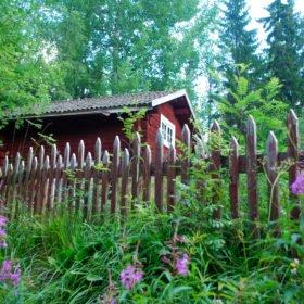 Äventyr i Sverige, en trädgård i Dala-Floda