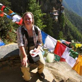 Bhutanresa, Eva Örndahl