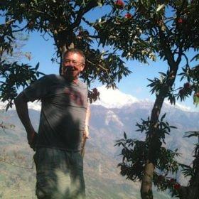 Ekovandring i Nepal, Lennart