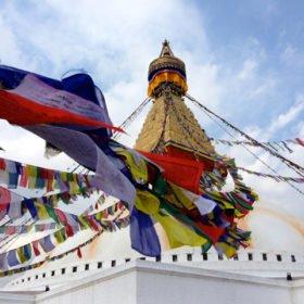 Boudanath Stupa, Katmandu, Nepal