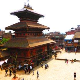 Durbar Square, Katmandu, Nepal