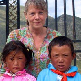 Tibetresa, fadderbarn