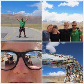 familjeresa Tibet och Nepal, på resa från Tibet till Nepal