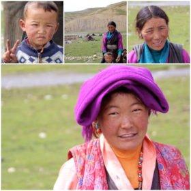 familjeresa Tibet och Nepal, tibetanska nomader
