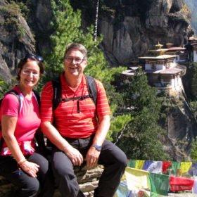 skräddarsydd resa Nepal och Bhutan, vid Tigerns Näste