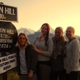 Vandring till Poon Hill