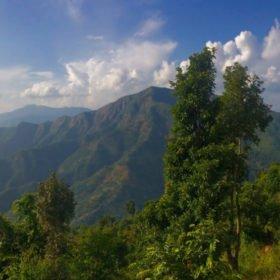 Volontärarbete i Nepal, vandring