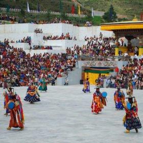 Bhutanresa, dans i Thimpu
