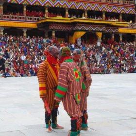 Bhutanresa, clowner