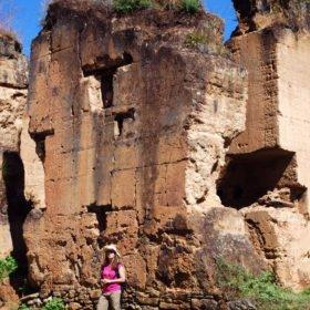 Bhutanresa, ruiner