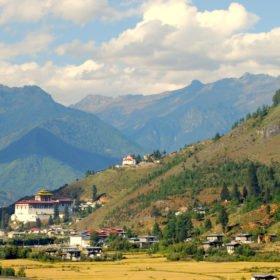 Bhutanresa, Paro Dzong