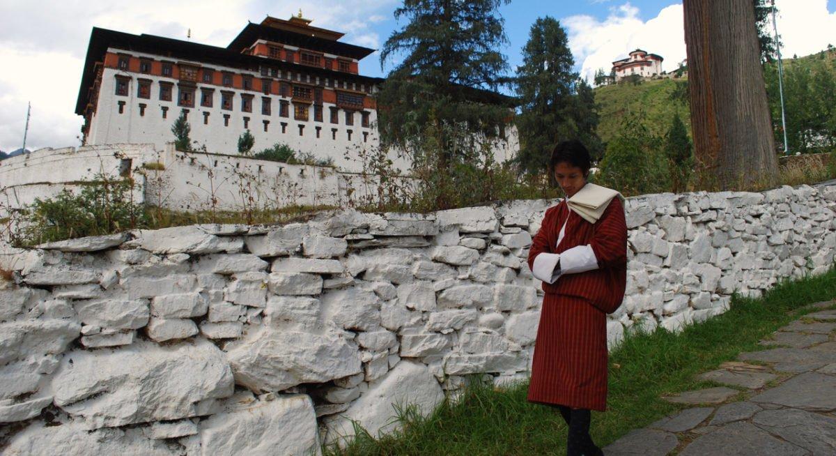 Resa Bhutan, Paro Dzong