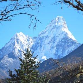 Ett av världens vackraste berg - Ama Dablam
