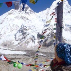Cina på Kala Pathar drömäventyr