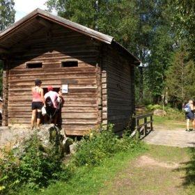 Kvarna kulturreservat äventyr i Dalarna