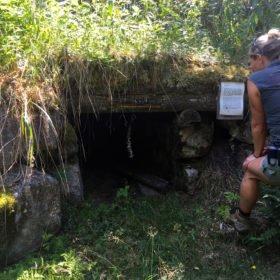 tjärugn vid Kvarna äventyr i Dalarna