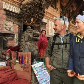 Kristin och Andreas rundresa Nepal