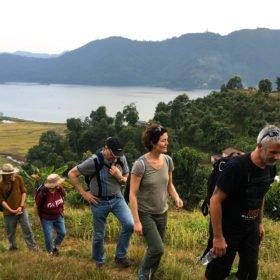 vandrare rundresa Nepal