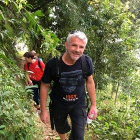 glad vandrare rundresa Nepal