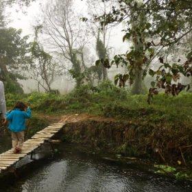 liten bro rundresa Nepal