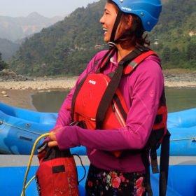 Kamala Magar, rundresa Nepal