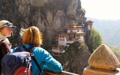 Bhutan vandring