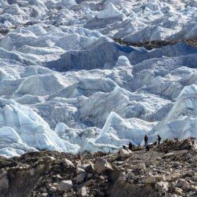 bild från Everest Base Camp