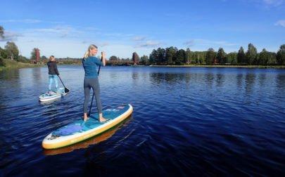 paddling på Västerdalälven