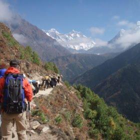 vandring till Everest Base Camp