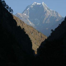 bergsvy på skräddarsydd resa i Nepal
