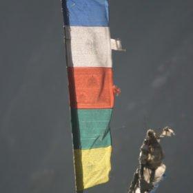 böneflagga på skräddarsydd resa i Nepal