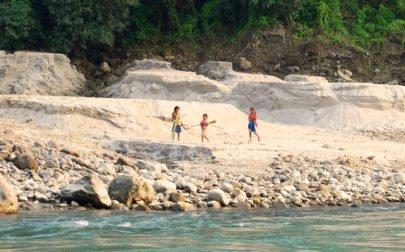 plogga resa i Nepal