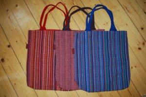 fairtrade shop, väskor