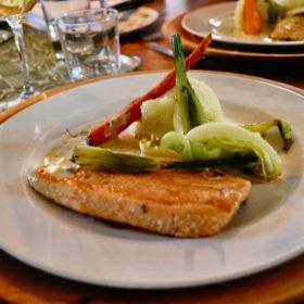 ekologisk mat på Dala-Floda Värdshus
