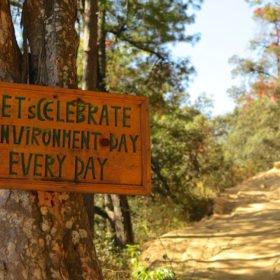 Bhutan - ett hållbart resmål