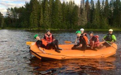 rafting Dala-Floda