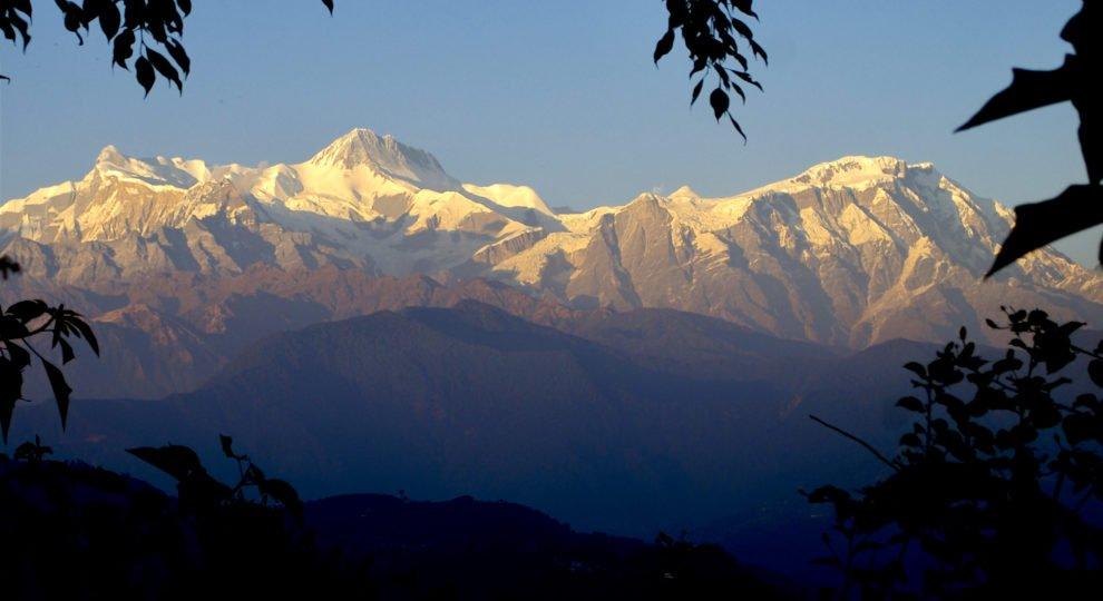 resor till Nepal, Himalayas berg