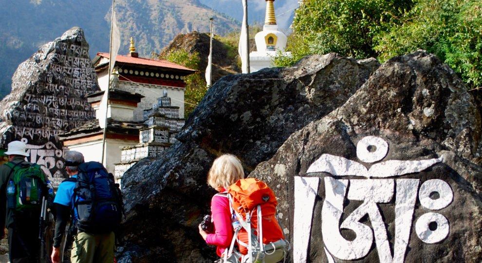resor till Nepal, vandring i bergen